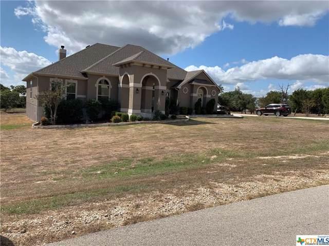 1537 Tramonto, New Braunfels, TX 78132 (MLS #392344) :: Vista Real Estate