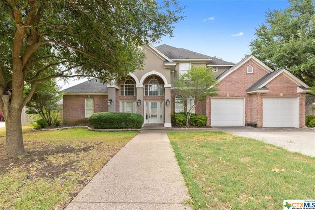 2317 Windsong Lane, Temple, TX 76502 (MLS #392348) :: The Myles Group