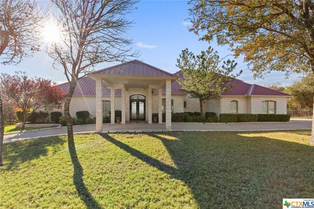 9511 Gnome Lane, Belton, TX 76513 (MLS #392350) :: The i35 Group