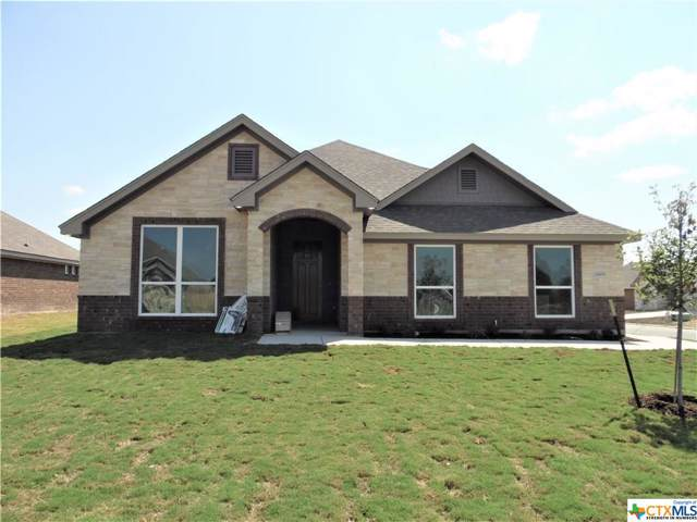 2609 Turtle Dove Drive, Temple, TX 76502 (MLS #392357) :: Erin Caraway Group
