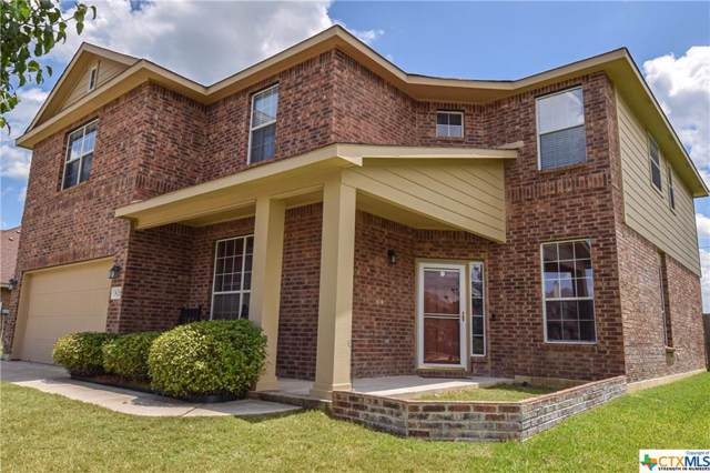 828 Red Fern Drive, Harker Heights, TX 76548 (MLS #392415) :: Vista Real Estate