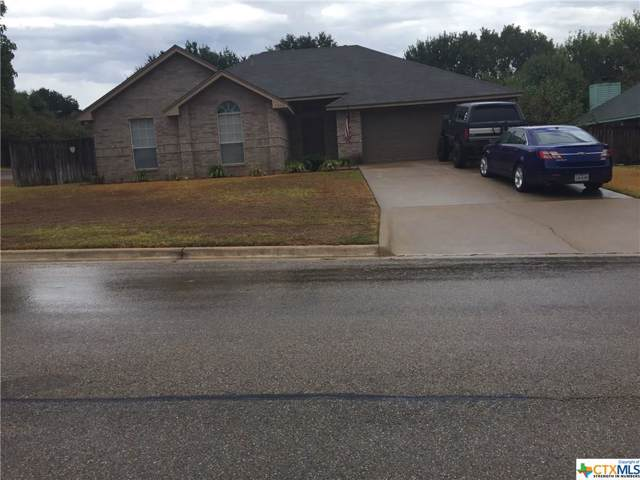 1513 Port Drive, Harker Heights, TX 76548 (MLS #392422) :: Vista Real Estate