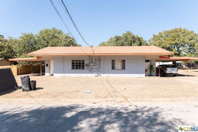 2523-2525 Oak Drive, Gatesville, TX 76528 (MLS #392454) :: The Real Estate Home Team