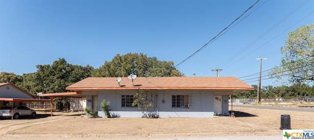 2527-2529 Oak Drive, Gatesville, TX 76528 (MLS #392455) :: The Zaplac Group
