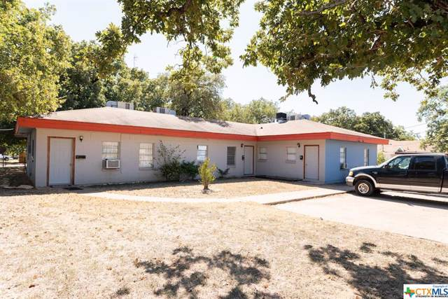 2520 Osage Road A-F, Gatesville, TX 76528 (MLS #392456) :: The Myles Group