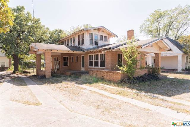 1012 E Main Street, OTHER, TX 76528 (MLS #392459) :: The Graham Team