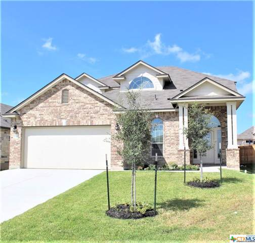 1320 Kiskadee Branch Drive, Temple, TX 76502 (#392465) :: 12 Points Group