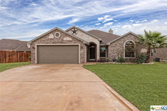 1917 Carriage House Drive, Temple, TX 76502 (MLS #392491) :: The Graham Team