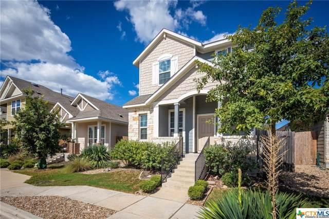 118 Wainscot Oak Way, San Marcos, TX 78666 (MLS #392530) :: Berkshire Hathaway HomeServices Don Johnson, REALTORS®