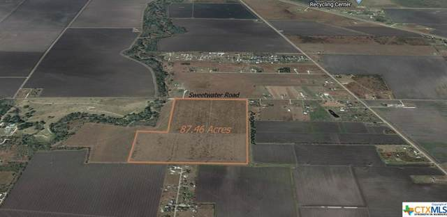 00 Sweetwater Road, Port Lavaca, TX 77979 (MLS #392531) :: The Zaplac Group