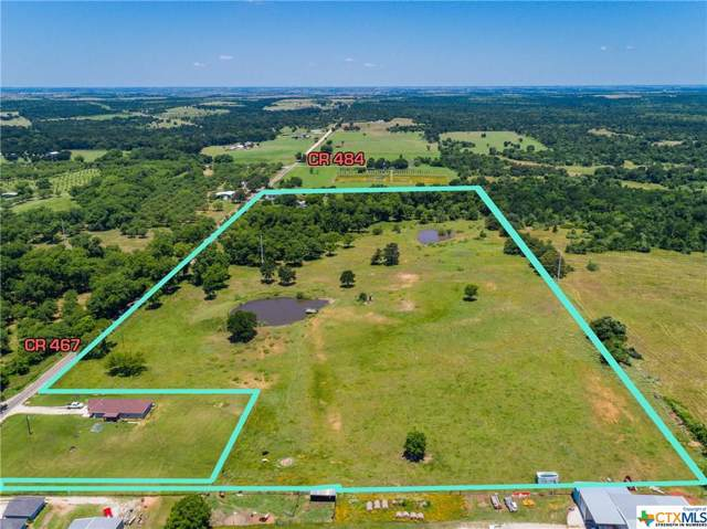 4605 County Road 467, Elgin, TX 78621 (MLS #392586) :: RE/MAX Land & Homes