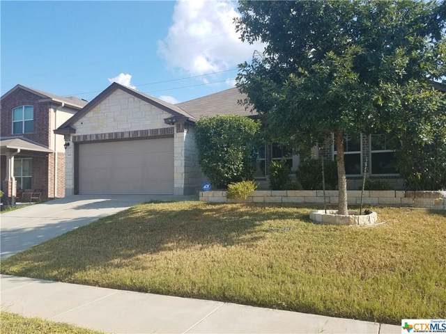 3108 Cricklewood Drive, Killeen, TX 76542 (MLS #392590) :: The Graham Team