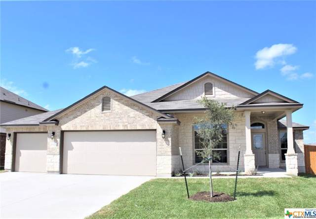 1142 Kiskadee Branch Drive, Temple, TX 76502 (#392593) :: 12 Points Group