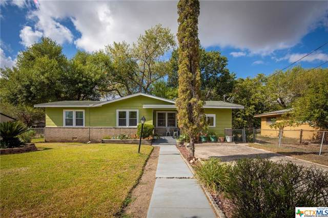 1296 S Mesquite Avenue, New Braunfels, TX 78130 (MLS #392606) :: The i35 Group