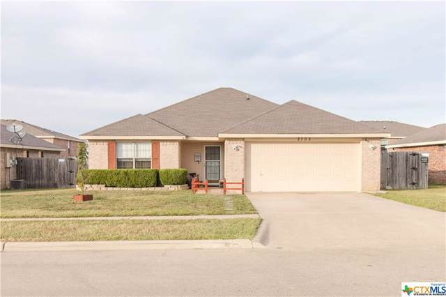2705 Wesley Drive, Killeen, TX 76549 (#392612) :: 12 Points Group