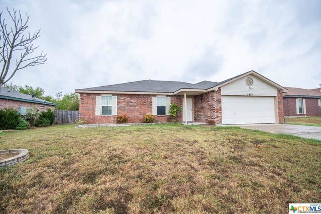 5819 Medina Drive, Killeen, TX 76542 (#392638) :: 12 Points Group