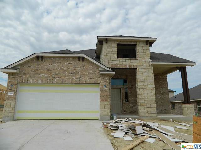 2510 Bargello Street, Harker Heights, TX 76548 (MLS #392733) :: Vista Real Estate