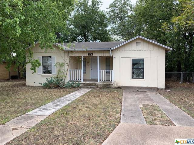 204 W Anderson Avenue, Killeen, TX 76541 (#392738) :: 12 Points Group