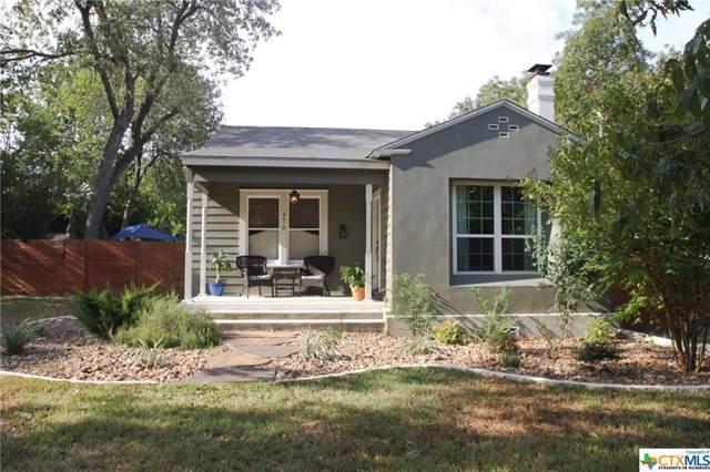 470 S Hickory Avenue, New Braunfels, TX 78130 (MLS #392749) :: Vista Real Estate