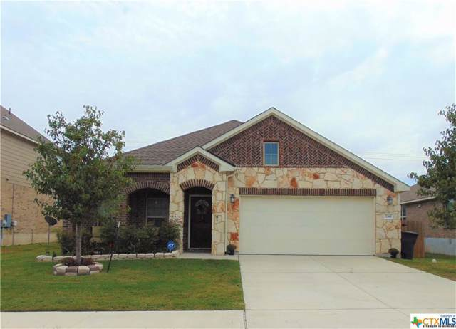3341 Vineyard Trail, Harker Heights, TX 76548 (MLS #392805) :: Isbell Realtors