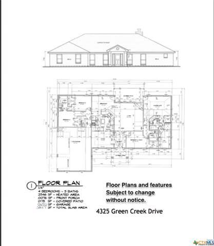 4325 Green Creek Drive, Salado, TX 76571 (MLS #392823) :: Isbell Realtors