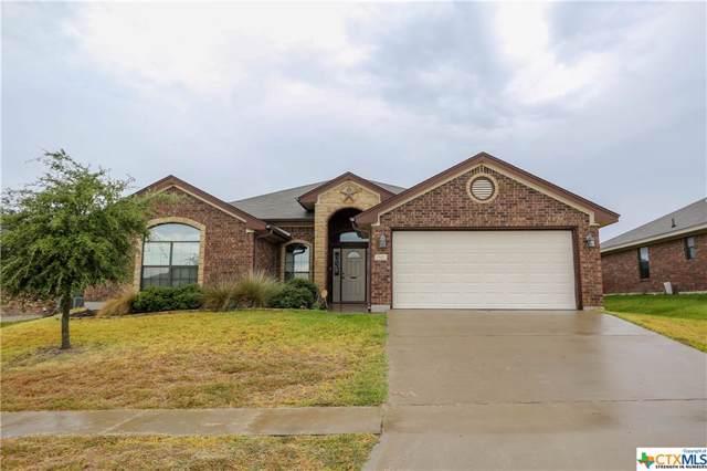 2907 Natural Lane, Killeen, TX 76549 (MLS #392831) :: Isbell Realtors