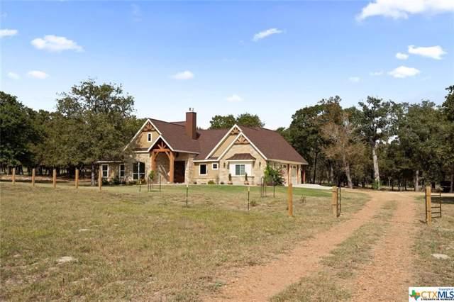 810 Powder Ridge, Luling, TX 78648 (MLS #392856) :: Vista Real Estate
