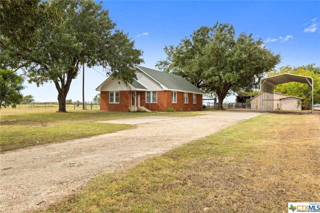 710 S Wilson Valley Drive, OTHER, TX 76554 (MLS #392882) :: The Graham Team