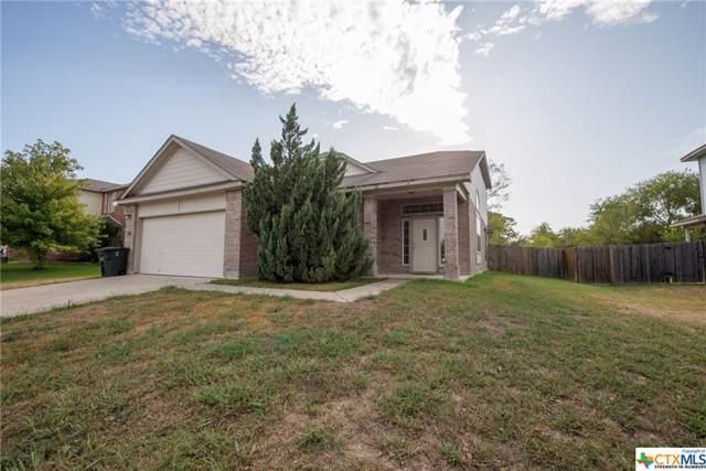 5609 Chuckwagon Circle, Killeen, TX 76542 (MLS #392884) :: Marilyn Joyce | All City Real Estate Ltd.
