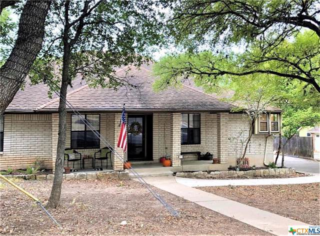 401 Hughson Drive, San Marcos, TX 78666 (MLS #392885) :: The Graham Team