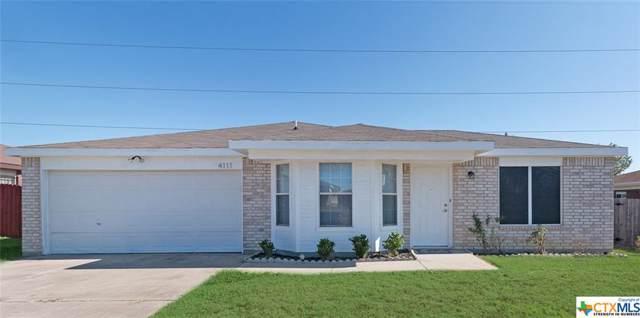 4111 Mustang Drive, Killeen, TX 76549 (MLS #392887) :: Marilyn Joyce | All City Real Estate Ltd.