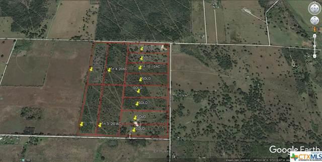 00 E Ward Tract 3, Goliad, TX 77963 (MLS #392926) :: RE/MAX Land & Homes