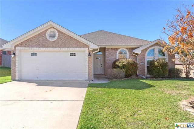 3806 Republic Of Texas Drive, Killeen, TX 76549 (MLS #392957) :: Isbell Realtors