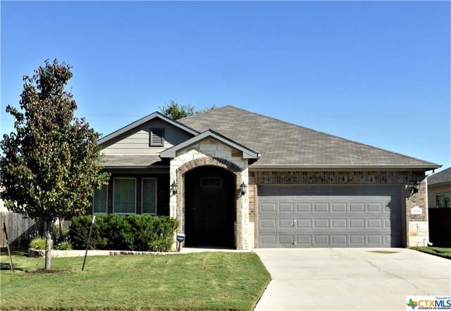 1401 Neuberry Cliffe, Temple, TX 76502 (MLS #392963) :: Isbell Realtors