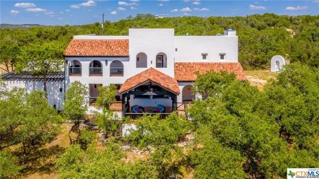 1596 Red Sky Road, Wimberley, TX 78676 (MLS #393029) :: Vista Real Estate
