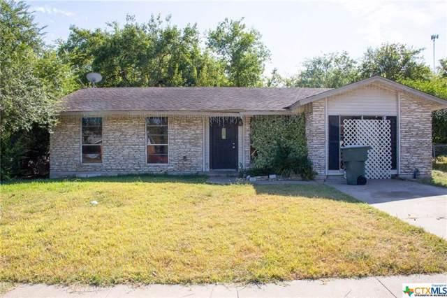 1206 Bonner Drive, Killeen, TX 76549 (MLS #393090) :: Erin Caraway Group