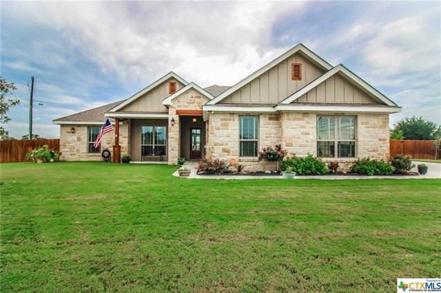 3802 Twilight Drive, Temple, TX 76502 (MLS #393093) :: The i35 Group