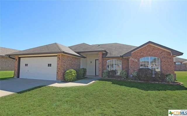 2804 Diaz Drive, Killeen, TX 76549 (MLS #393096) :: Isbell Realtors