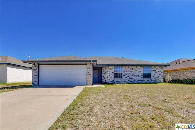 4600 Ledgestone Drive, Killeen, TX 76549 (MLS #393133) :: Isbell Realtors