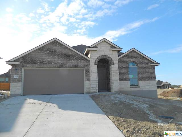 2508 Bargello Street, Harker Heights, TX 76548 (MLS #393168) :: Isbell Realtors