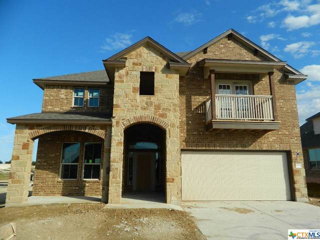 2511 Arno Street, Harker Heights, TX 76548 (MLS #393172) :: The i35 Group