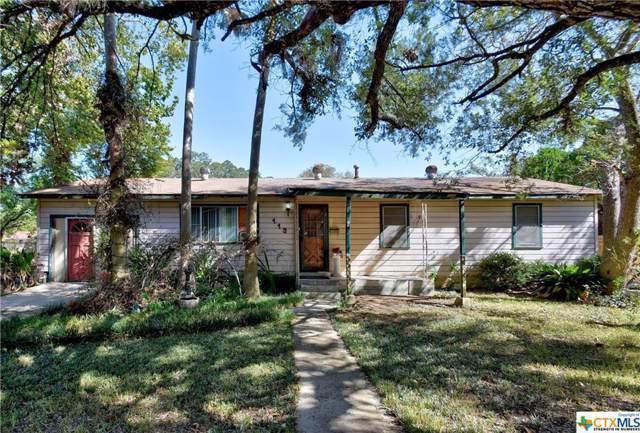 113 Huff Street, Luling, TX 78648 (MLS #393180) :: Brautigan Realty