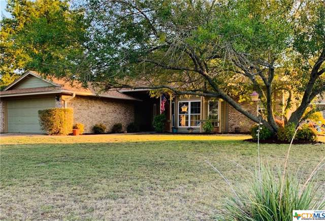 900 Frontier Trail, Harker Heights, TX 76548 (MLS #393182) :: The i35 Group