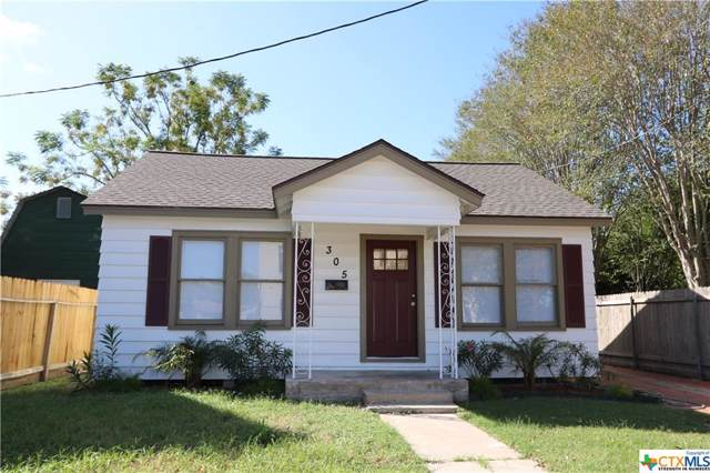 305 E Commercial Street, Victoria, TX 77901 (MLS #393251) :: Kopecky Group at RE/MAX Land & Homes