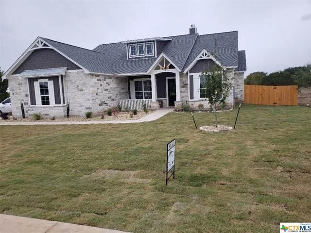 8324 Spring Creek Loop, Salado, TX 76571 (MLS #393359) :: Vista Real Estate