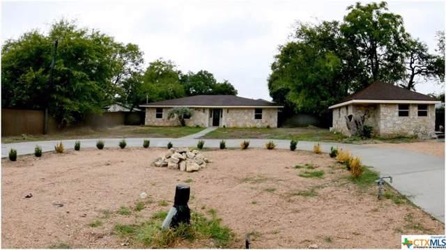 801 E Avenue C, Lampasas, TX 76550 (#393378) :: Kourtnie Bertram | RE/MAX River Cities
