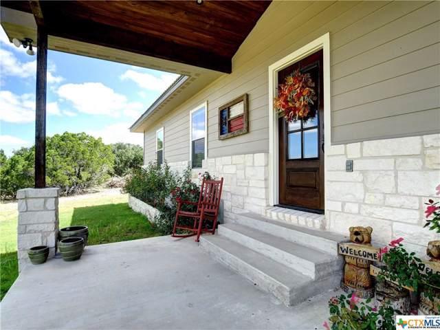 1953 County Road 250, Burnet, TX 78611 (MLS #393384) :: Vista Real Estate