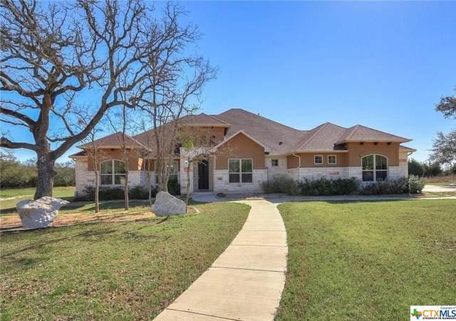 109 E Majestic Oak Lane, Georgetown, TX 78633 (MLS #393470) :: Berkshire Hathaway HomeServices Don Johnson, REALTORS®
