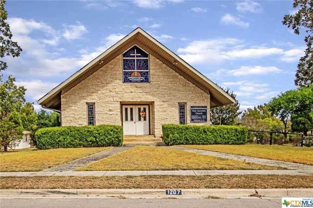 1207 Metropolitan Drive, Killeen, TX 76541 (MLS #393544) :: The Real Estate Home Team