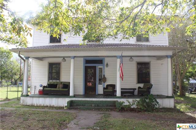 205 & 207 Hubbard Street, Yoakum, TX 77995 (MLS #393560) :: The Zaplac Group